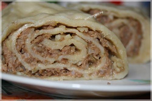 Урама рецепт по-татарски